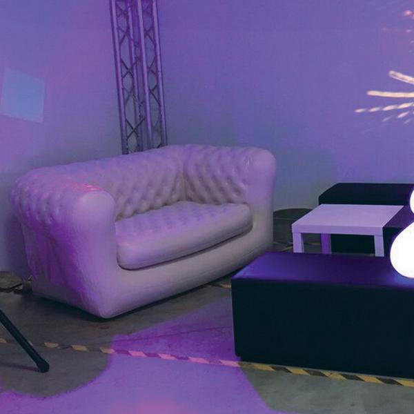 location de canap chesterfield blanc gonflable paris. Black Bedroom Furniture Sets. Home Design Ideas