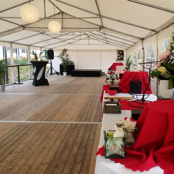 Bien connu Location tente de réception Yvelines 78 mariage TB29