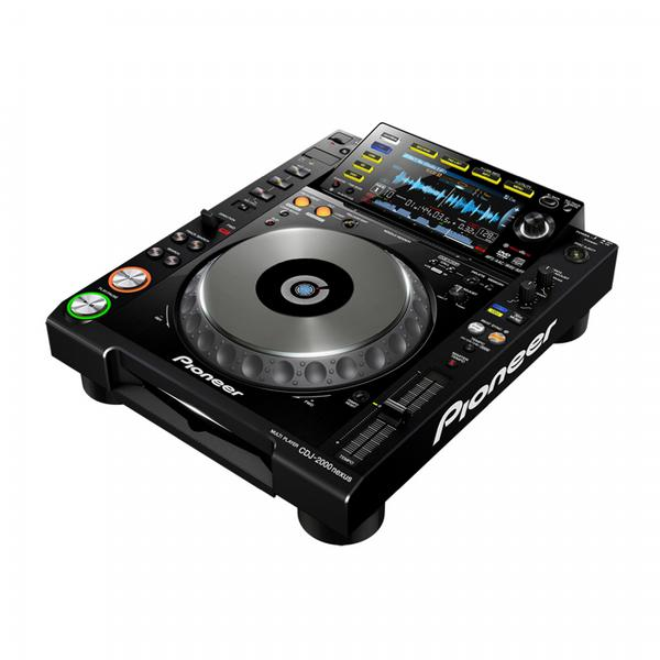 Location - Pioneer CDJ 2000 Nexus
